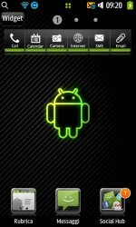 Google Android Theme