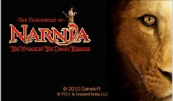 The Chronicles of Narnia: The Voyage of the Dawn Treader (landscape) [RUS]