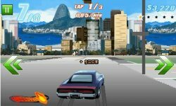 Fast Five The Movie (Форсаж 5) Official Game