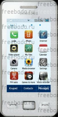 Iphone 3GS Theme s5260